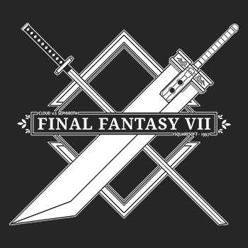 FINAL FANTASY VII SWORDS