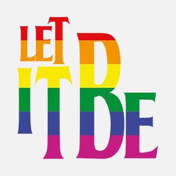 LET IT BE PRIDE