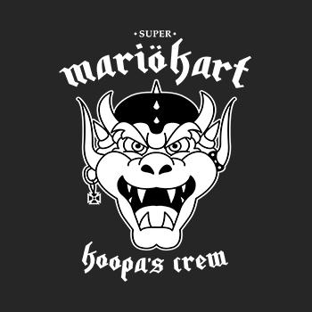 SUPER MARIO KART KOOPA'S CREW